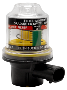 Filter Minder® Graduated Switch Indicator