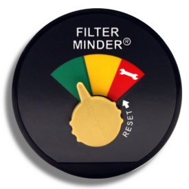 Filter Minder® Air Filter Indicator - Dial
